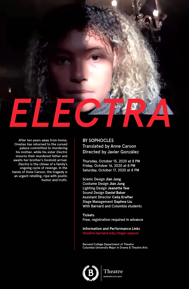 Electra Show 1 Fall 2020