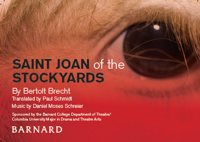 Saint Joan of the Stockyards poster