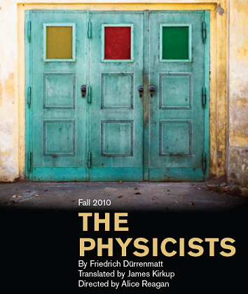 The Physicists poster